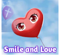 Smile and love with Prayer Balloons